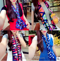 2016 New Fashion Women's Lady Chiffon Print Scarf Soft Wrap Long Shawl