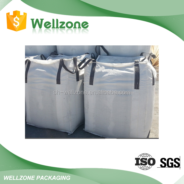 Hot Sale Shanghai Factory Price Firewood Big Bag with Factory Price