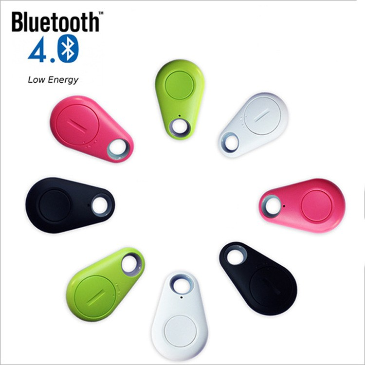 Anti Lost Alarm Bluetooth Connect GPS Phone Tracker Online