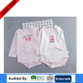 china factory new design baby romper boy and gril fit soft cotton clothes casual home wear