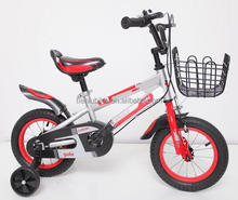 new model 12 16 inch kids bike ISO CCC passed with basket
