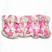 Bow Strench microfiber headband/hair accessories