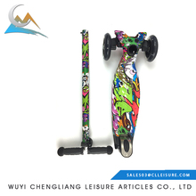 ctn meas 62*46*40cm Hot selling scooters for kids 3 wheels