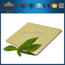 Custom made sound absorbing fr aluminum composite panel for wholesales