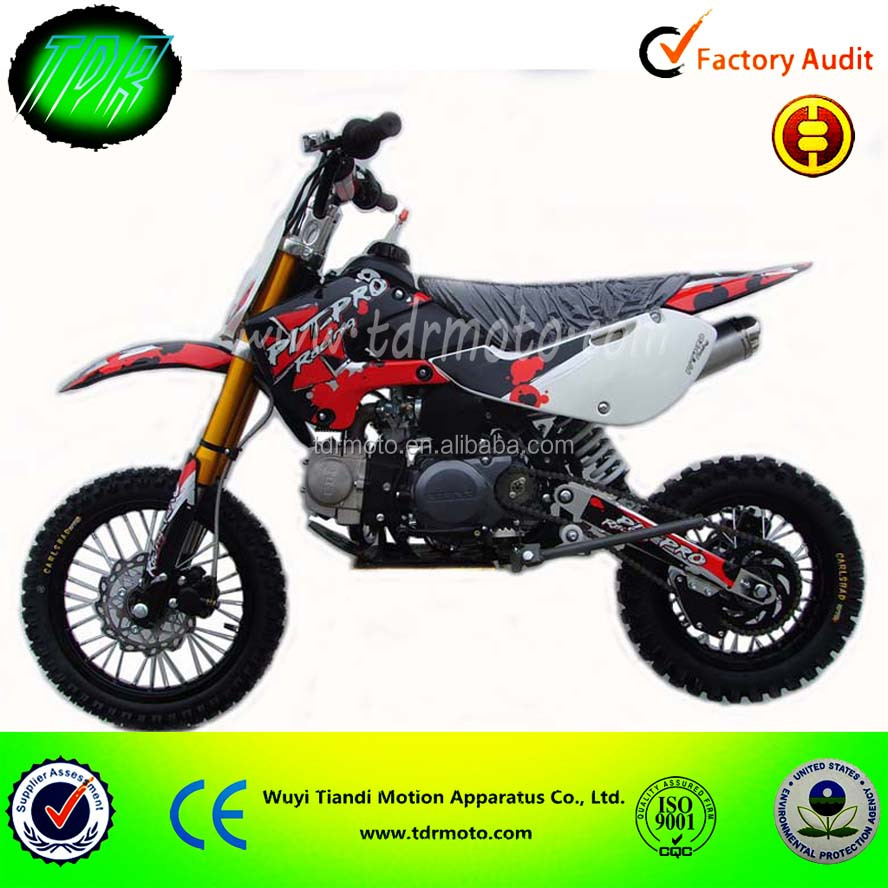 CHINA Chongqing 2014 Hot Sales Good Quality Dirt Bike TDR-KLX66L