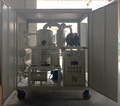 2000L/hour Trailer Type Vacuum Oil Filtration Equipment, dielectric Oil Dehydration Machine