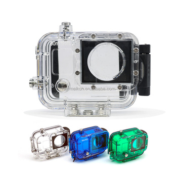 Meikon waterproof housing for gopro accessories 2016 New Products for GoPro Accessories Kit Diving Photography for GoPro 4