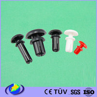 plastic injection car interior accessories fastener molding products in China