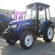 Top quality 55hp 4WD agricultural farm tractor mitsubishi tractor prices with cabin