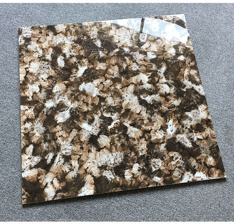 High Quality Marble Granite Polished Glazed Villa Porcelain Glossy Foshan Wall Ceramic Tile