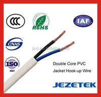 BVVB Double core PVC jacket Hook-up Wire