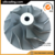 Five-axis Machining turbine impeller