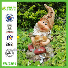 High Popular Different Design Resin Garden Gnome Craft