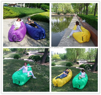 Supplier 2016 new products inflatable sofa / inflatable kaisr camping cushion / hangout laybag
