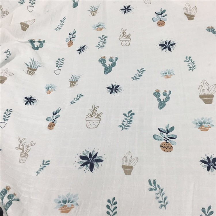 Super Soft Baby Muslin Blanket /baby swaddle blanket
