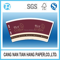 TIAN HANG high quality pe coated paper cup blank