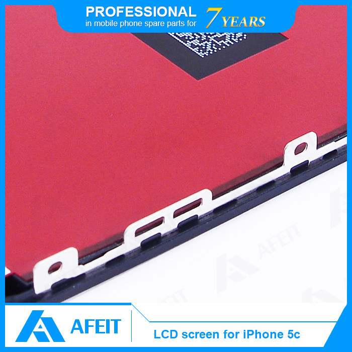 Cheap for iphone5c original spare parts of lcd assembly