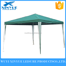 PE waterproof gazebo steel frame 10x10