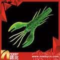 New style 95mm 9g cray shrimp like soft lure