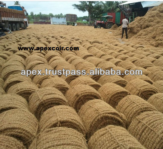 Coco curled coir suppliers
