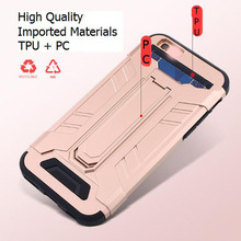 High Quality Silicone Hybrid Phone Case With Business Card For Ip6 7 Phones Cover