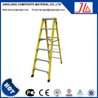 Fiberglass insulation ladder(round tube)