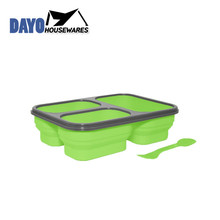 Competitive Price Most Popular Silicone Storage Lunch Box