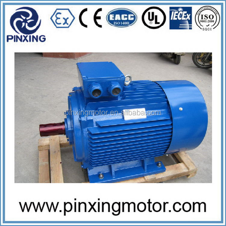 Service supremacy professional medium sized electric motors