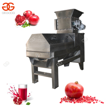 Hot Sale Industrial Pomegranate Peeling Pressing Juice Extractor Seeds Separator Skin Removing Pomegranate Deseeder Machine