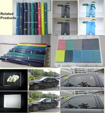 Electrochromic smart self adhesive smart glass film/ window tint meter factory price
