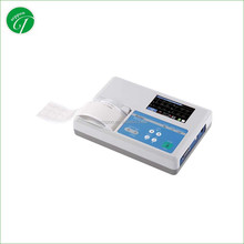 Digital 3 Channel ECG Machine price with Analysis