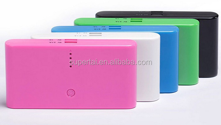 Power bank 20000mah big steamed bun mobile charger Factory price popular models and OEM external battery pack