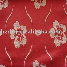 60% cotton and 40% polyester woven jacquard mattress fabric