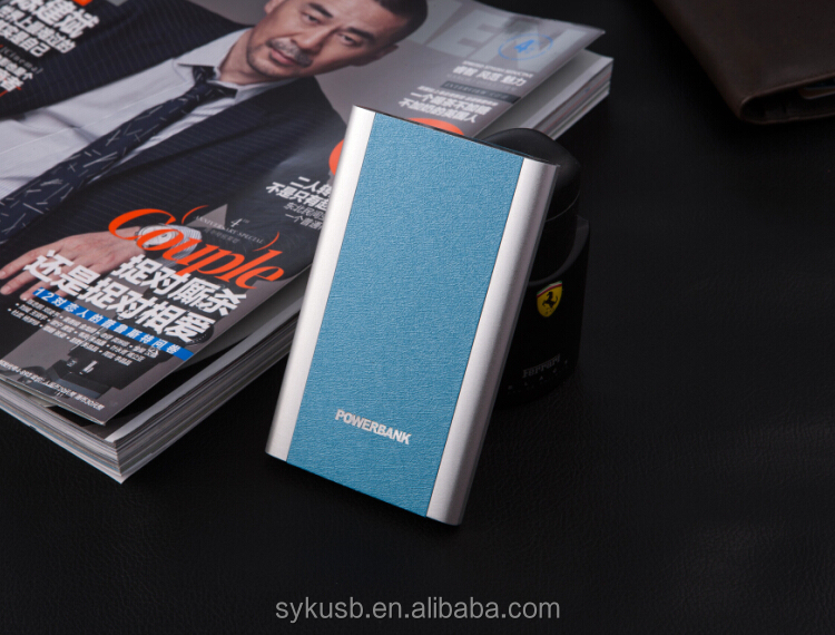 2018 Shenzhen High Quality Mobile Supply Ultra Slim  Power Bank