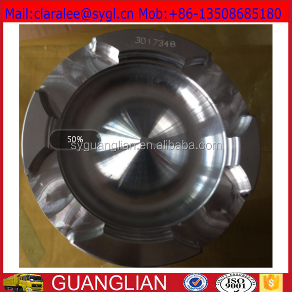 NT855 engine piston 3017348