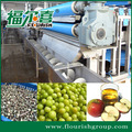 Turnkey project industrial fruit juice production line
