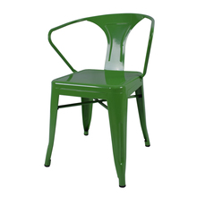 Wholesale American Creative Metal Cafe Chairs Iron Dining Chairs