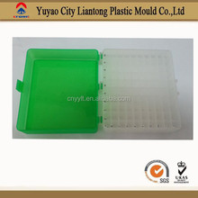 2018 top quality best production dental accessories plastic test tube rack