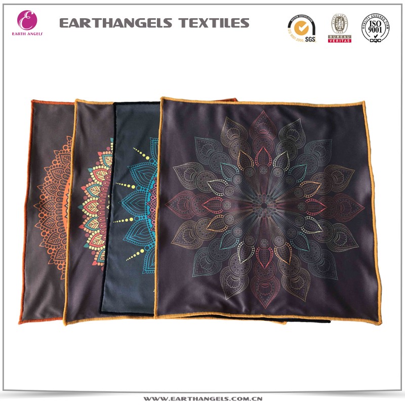 Custom Logo Printed Microfiber kerchief For Promotion Gift