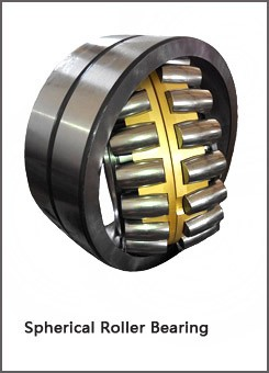 High precision 248 / 1500CA / W33 spherical roller bearing