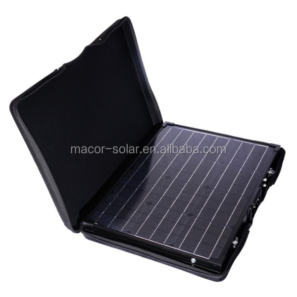 how to connect 4 125w solar panels to one controller