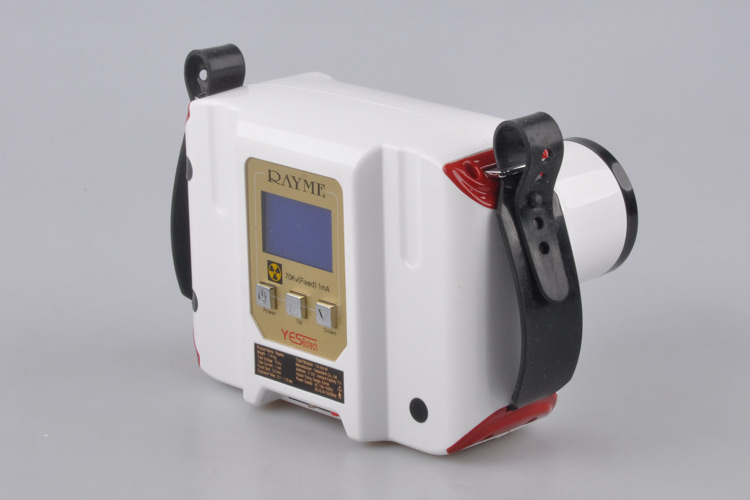 70KV Tube Voltage Korea Original Digital Portable Dental X Ray Machine