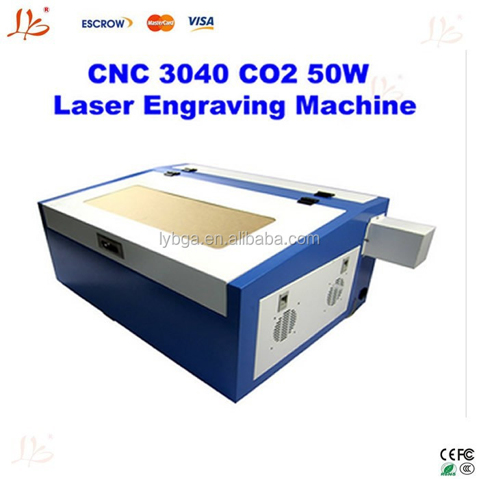 Hot sale!cnc laser cutting machine 3040 with Blowing flame retardant and high quality