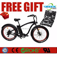 26inch electric bike bicicleta electrica with bafang motor and battery China