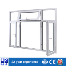 2017 latest home window design cheap aluminum house windows for sale