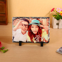 Rock Photo Frame As A Gift