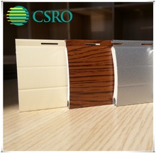 45mm aluminum foam slat for roller shutter window