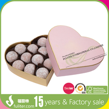 Luxury girl friend heart boxes wholesale for chocolate