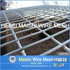 hot dipped galvanized after welding welded wire mesh panel wire fence sheet