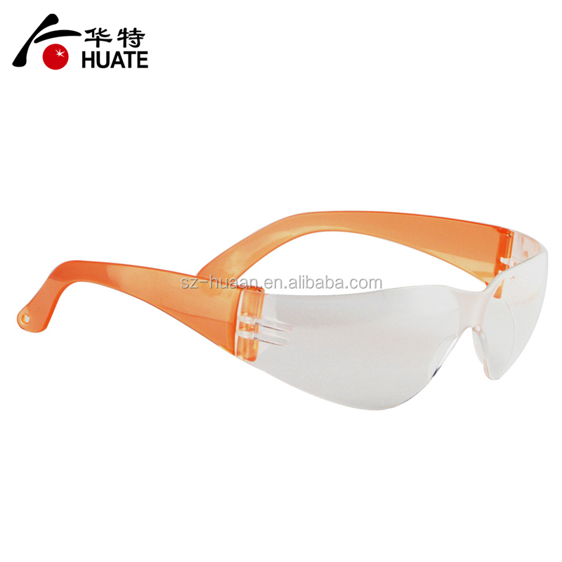 orange safety glasses/ ANSI Z87 safety glasses
